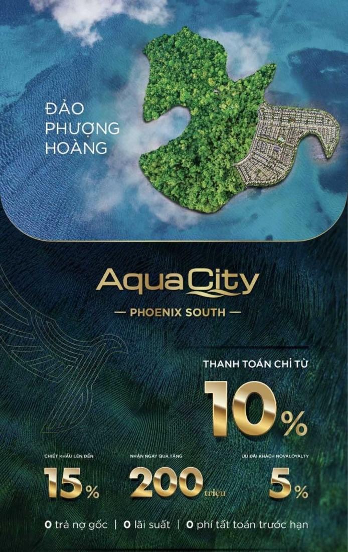 aqua city dao phuong hoang